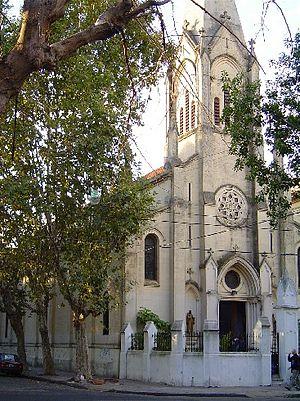 Villa Crespo - Church of St. Joseph, Villa Crespo.
