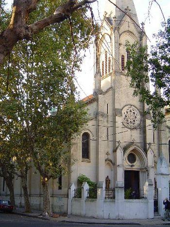 Iglesia San Jose BA
