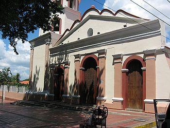 Iglesia de Cabudare%2C Lara%2C Venezuela