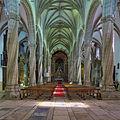Iglesia de Santa María Magdalena (Olivenza). Interior.jpg