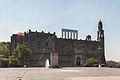 Iglesia de Santiago Tlatelolco, México D.F., México, 2013-10-16, DD 33.JPG