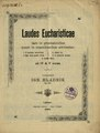Ignacij Hladnik - Laudes eucharisticae.pdf