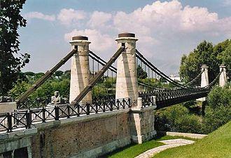1832 in architecture - Bridge Real Ferdinando sul Garigliano