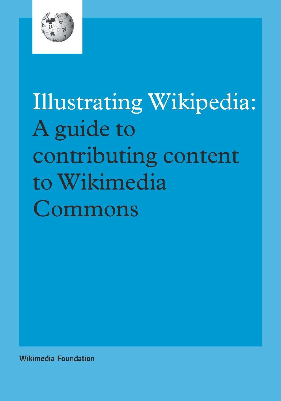 Illustrating Wikipedia brochure