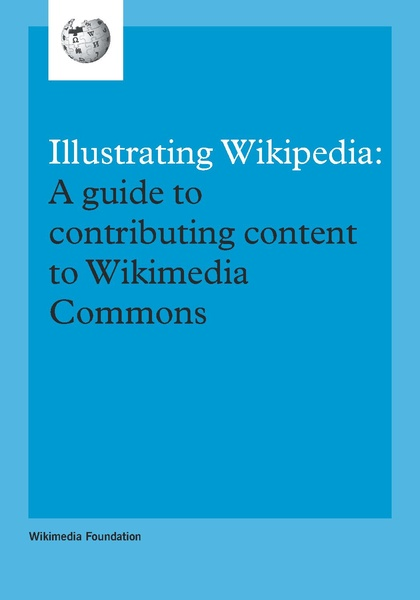Illustrating Wikipedia brochure