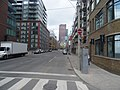 Images taken out a west facing window of TTC bus traveling southbound on Sherbourne, 2015 05 12 (120).JPG - panoramio.jpg