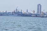 Indian Navy- R22 INS Viraat, F39 INS Betwa (3958948557).jpg