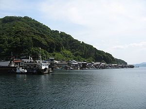 Ine, Kyoto - The harbour of Ine