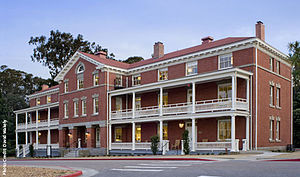 Architectural Resources Group - Inn at the Presidio