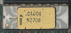 4-bit -  Intel C4004