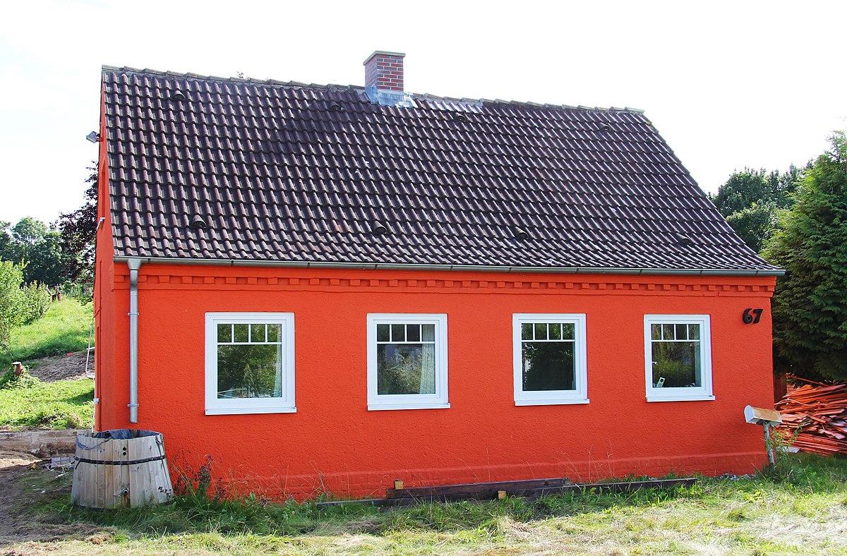 Hausfarbe