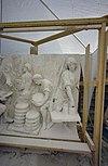 interieur, atelier tom mooy, replica reliëf gouda - amersfoort - 20001446 - rce