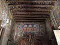 Interior Paintings - Debre Birhan Selassie (17th-Century Church) - Gondar - Ethiopia - 02 (8689235432).jpg