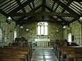 Interior of St Leonards Church, Old Langho - geograph.org.uk - 433793.jpg