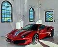Interior of the Museo Enzo Ferrari, Modena, 2019, 09.jpg