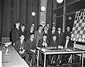 Internationaal Jeugd Schaaktoernooi te Groningen, de deelnemers, Bestanddeelnr 918-6100.jpg
