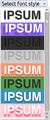 Ioannis Protonotarios GSoC 2014 proposal - Text interface example 1.1.png