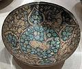 Iran, ceramica invetriata di tipo sultanabad, xiv sec. 01.JPG