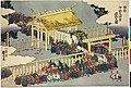 Ise Daijingu sengyo no zu 伊勢太神宮遷御之図 (Depiction of the Relocation of the Grand Shrine of Ise) (BM 2008,3037.21409).jpg