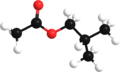 Isobuthyl acetate model 3d.png