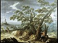 Italian - Landscape with Figures in a Storm - Walters 37353.jpg