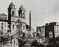 Italienischer Photograph um 1860 - SS. Trinità dei Monti (Zeno Fotografie).jpg