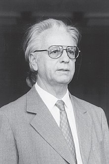 Official portrait of Itamar Franco