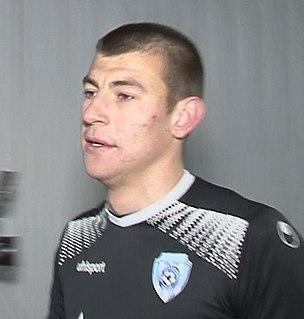 Ivan Dyulgerov Bulgarian professional footballer
