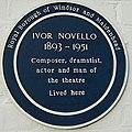 Ivor Novello Blue Plaque Littlewick Green.JPG