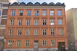 Jewish Museum in Oslo - Jewish Museum in Oslo is located in Calmeyers gate 15