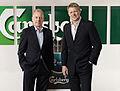 Jørgen Buhl Rasmussen and Peter Schmeichel 2012-01-03 001.jpg