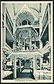 J. W. Sältzer Hannover Ansichtskarte Weiße Woche 1925 Druck Hannoversche Lichtdruckanstalt Hannover-Linden Velberstraße 5 Bildseite.jpg