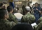 JGSDF Army tours USS Bonhomme Richard Dec. 16, 2014 141216-N-RU971-029.jpg