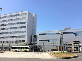 Image illustrative de l'article Gare d'Amagasaki (JR West)