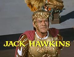 Jack Hawkins: Quintus Arrius