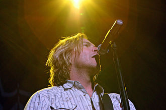 Jack Ingram - Ingram performing in 2007