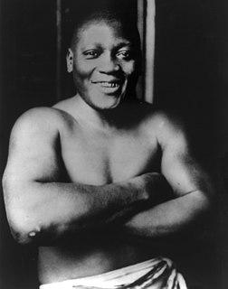 Jack Johnson (boxer) American boxer, first African-American world heavyweight champion
