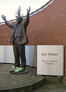 Jack Walker Memorial, Ewood Park, Blackburn.jpg