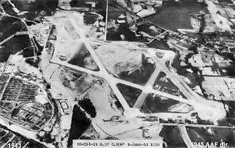 Hawkins Field (airport) - Jackson AAB Mississippi (June 1, 1943)