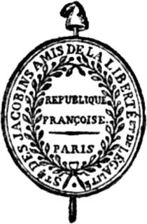 Jacobin political club during the French Revolution