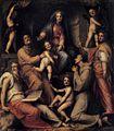 Jacopo Pontormo - Madonna and Child with Saints - WGA18082.jpg