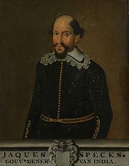 Jacques Specx (geb. 1588). Gouverneur-generaal (1629-32)