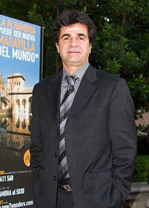 Jafar Panahi, iranian filmmaker and member of ...