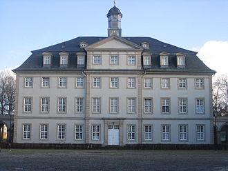 Simon Louis du Ry - Wabern castle