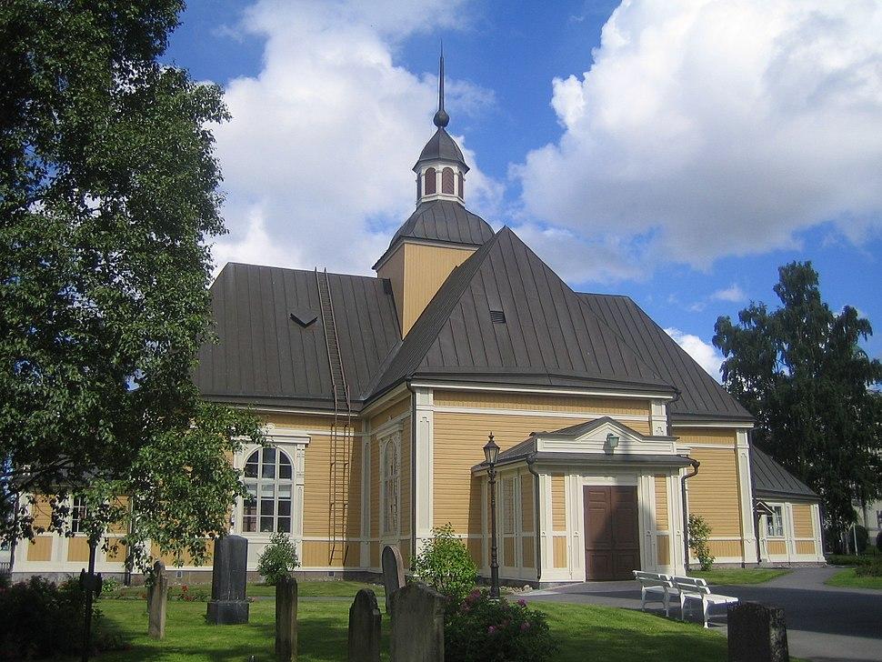 Jakobstad church