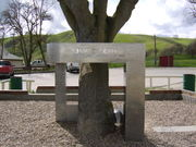 Mémorial de James Dean à Cholame