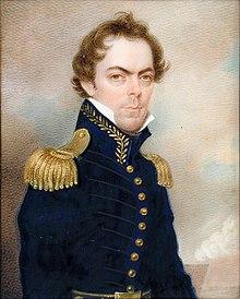 Il tenente James Gadsden