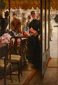James Tissot - The Shop Girl.jpg