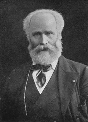 Democratic socialism - James Keir Hardie was an early democratic socialist, who founded the Independent Labour Party in Great Britain