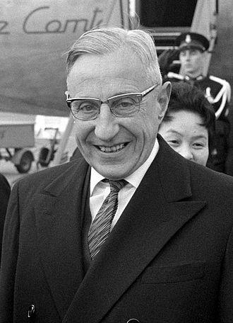 Jan de Quay - Jan de Quay in 1962